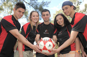Talented Sports Program: Soccer