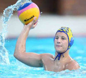 Justin Trabinger_Waterpolo