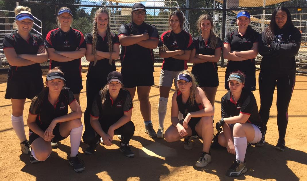 EC Girls Softball Team