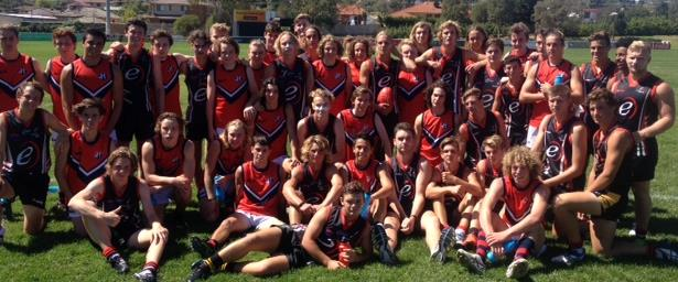EC AFL Team