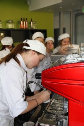 Trade Training Centre - Coffee Machine