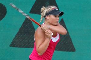 Tennis: Ashley Keir