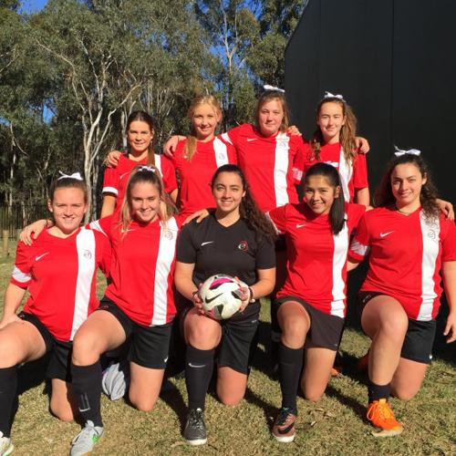 Soccer Girls - Futsal