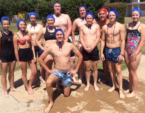 ACT Water Polo Comp